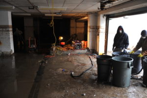 Water Damage Lake Forest